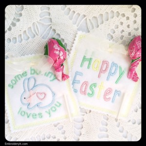 Embroidery It Easter Lollipop Holder 3