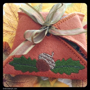 Embroidery It Fall Gift Box 3