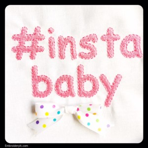 Embroidery It Instababy1