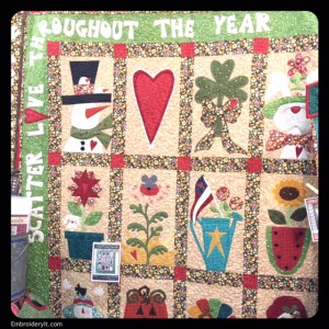 Embroidery It American Quilters Society 5