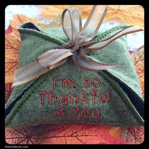 Embroidery It Fall Gift Box 6