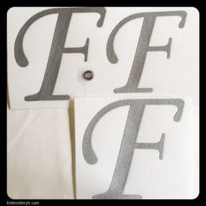 Embroidery It Oversized Script F2