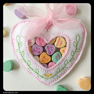 Embroidery It Reverse Applique Heart 1a