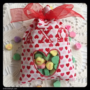 Embroidery It Valentine's Day 2016