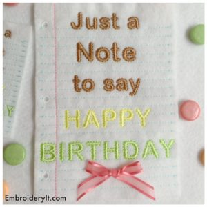 Embroidery It Birthday 2016 18