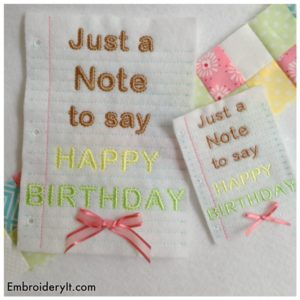 Embroidery It Birthday 2016 24