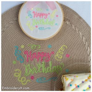 Embroidery It Birthday 2016 35