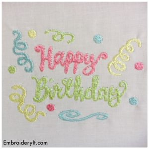 Embroidery It Birthday 2016 39