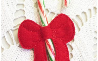Upcoming Christmas in July Machine Embroidery Fun