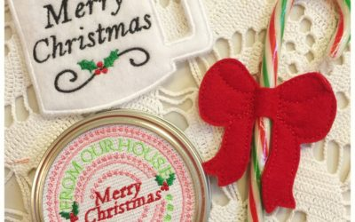 Sneak Peek at Upcoming Christmas in July Machine Embroidery Designs