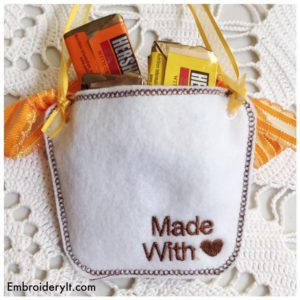 Embroidery It Monogram Basket 5