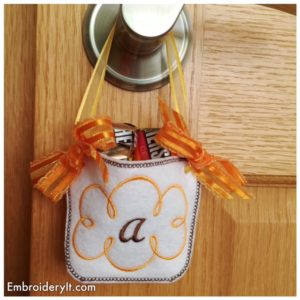 Embroidery It Monogram Basket 7