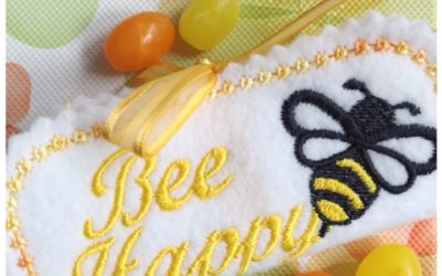 Fun Happenings in the Embroidery Bee Club