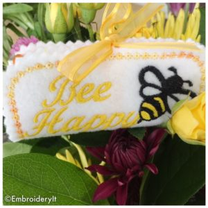 Embroidery Bee Machine Embroidery Monthly Club