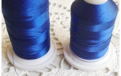 Why Our Embroidery Machine Prefers Certain Threads