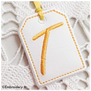 Free Machine Embroidery Pattern