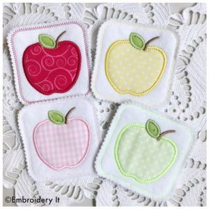 Machine Embroidery Applique In the Hoop Monthly Sew Along