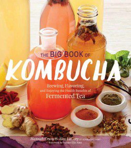 Learn to make Kombucha