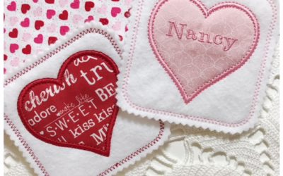 Personalizing your Applique without Embroidery Software